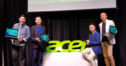 Acer Malaysia Introduces Latest Product Line