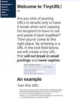 Cara memendekan URL (Shortlink)