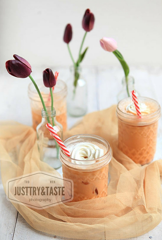 Resep Thai Iced Tea