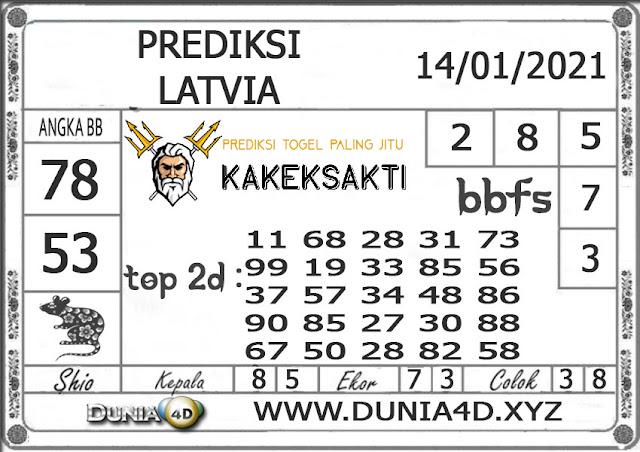 Prediksi Togel LATVIA DUNIA4D 14 JANUARI 2021