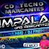Cd (Mixado) Impala das Marcantes (Tecno Marcantes) 2016 - Dj Milky