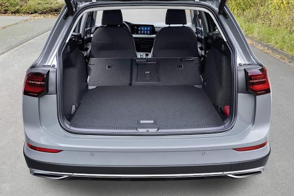 VW Golf Alltrack é precificado a €39.337,64 - Alemanha