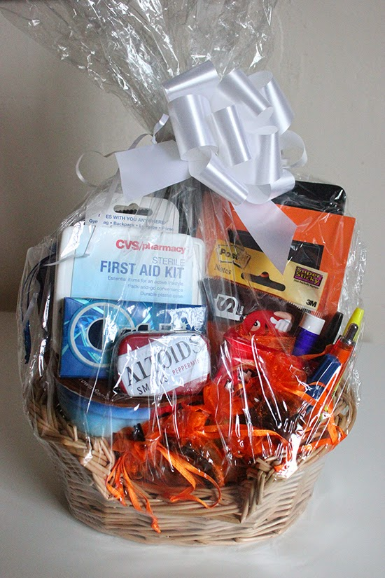 New Job Survival Kit Gift Idea How To DIY Project