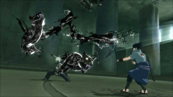 Screen Shot Of Naruto Shippuden Ultimate Ninja Storm 3 (2013) Full PC Game Free Download At worldfree4u.com