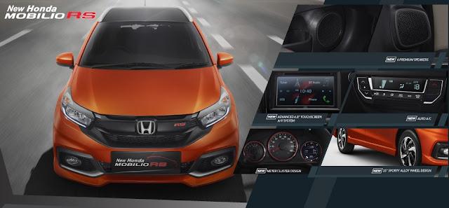 Paket Kredit Honda Mobilio DP Murah Pekanbaru Riau Agustus 2017