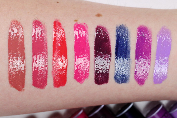 CATRICE Pure Pigments Lacquer Swatch