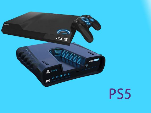 جهاز Play Station 5 الجديد