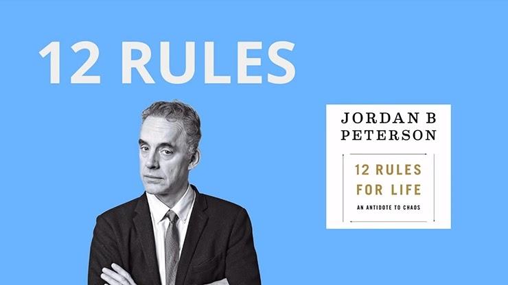 Джордан Питерсон книги
