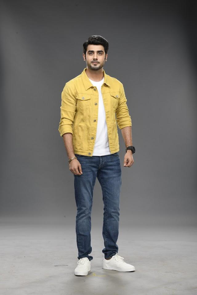 Akshay Mhatre as Varun Agarwal in &TV's Ghar Ek Mandir-Kripa Agrasen Maharaja Ki