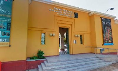 museo de arqueología pueblo libre