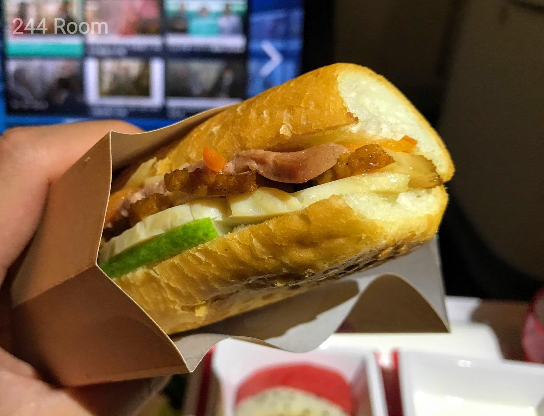 JL752 Flight meal 機内食