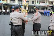 Kapolres Cilacap Berikan Reward Dan Penghargaan Kepada Polsek dan Personil Berprestasi