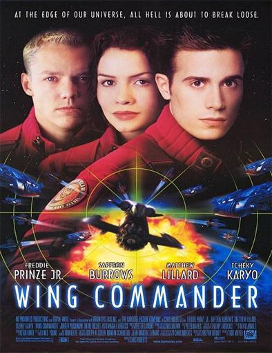 Ver Wing Commander: Escuadrón espacial (1999) Online