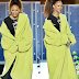 Rihanna is all covers up at her Fenty x Puma Paris Fashion Week show