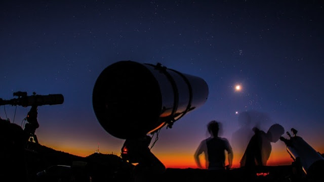 Κοσμική σύμπτωση: 7 πλανήτες του ηλιακού μας συστήματος θα είναι ορατοί αυτήν την εβδομάδα
