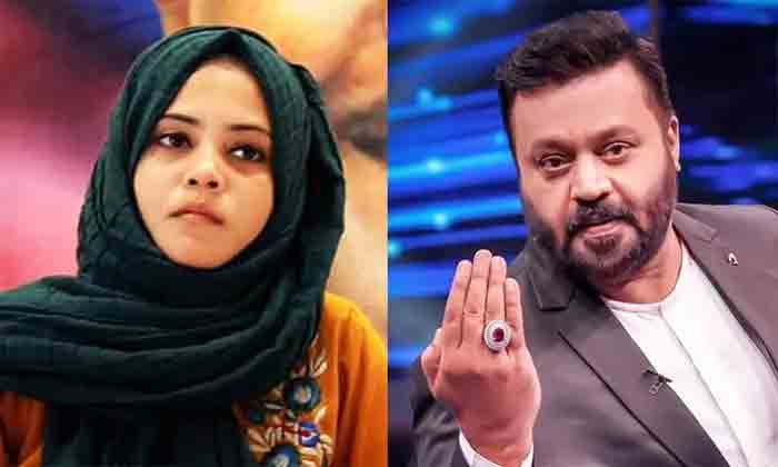 Suresh Gopi invites Fathima Tahliya to join BJP, Kozhikode, News, Politics, BJP, MSF, Suresh Gopi, Actor, Phone call, Kerala