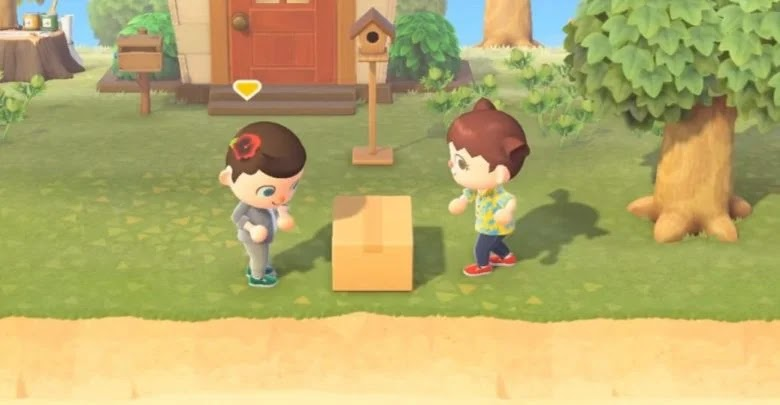 Trick to duplicate objects and get many berries in Animal Crossing: New Horizons