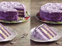 Resep Cake Cokelat Ungu untuk Camilan