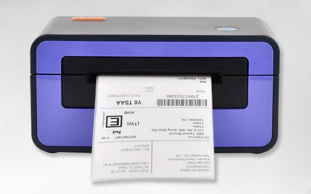 Máy in mã vạch HPRT SL42 giá siêu rẻ chỉ 1,5 tr