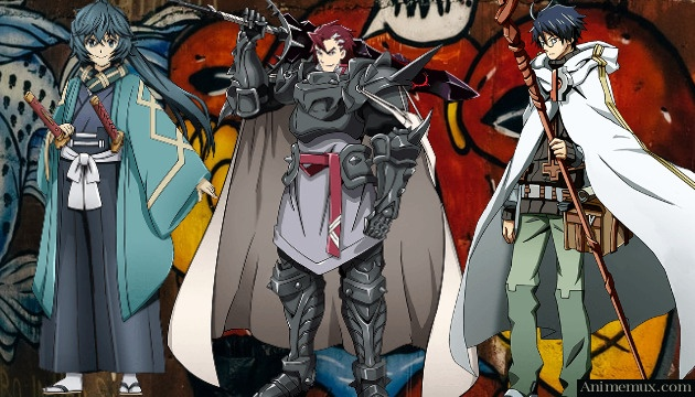15 Strongest characters of Log Horizon