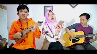 Reza Re - Maafkanlah(Cover Ukulele Reni Beatbox Ft Faisal)