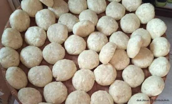 Kuliner, Tradisonal, Makanan Khas, Kue Tradisonal, Awul Walangsanga, Awul-awul, Awul