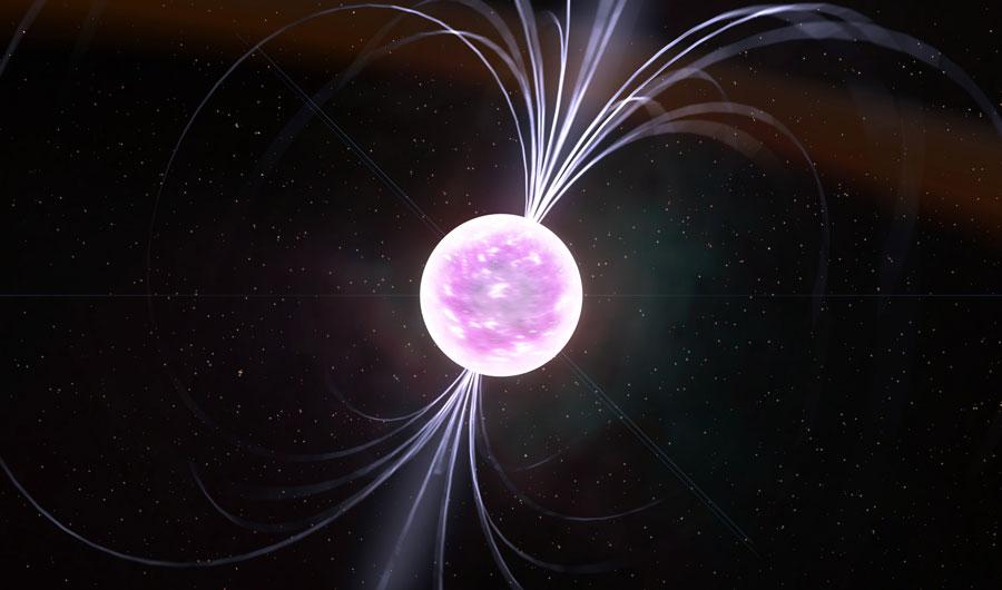 Qué pasaría si trajésemos un trozo de estrella de neutrones a la Tierra? –  Ciencia de Sofá