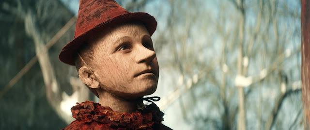 Pinocchio – Recenze