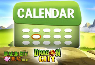 Agenda Dragon City - Revelada!