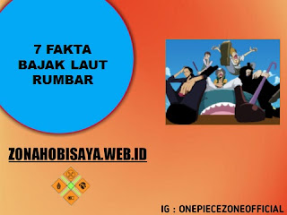 7 Fakta Bajak Laut Rumbar One Piece, Mantan Kru Bajak Laut Brook