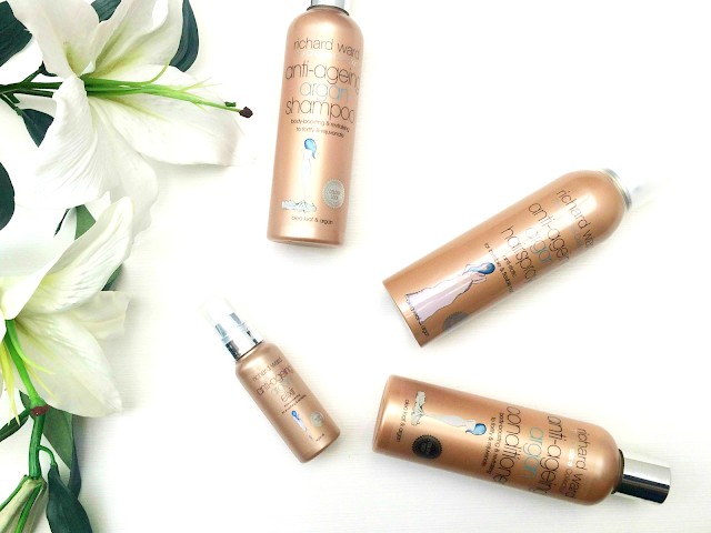 Richard Ward Anti-Ageing Argan Range