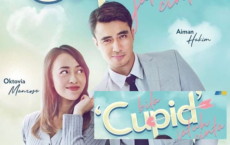 Bila Cupid Jatuh Cinta Episod 8