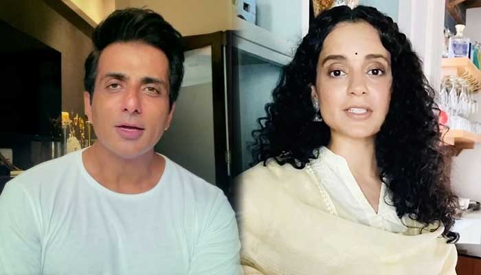 Latest Breaking Sonu Sood, Kangana Ranaut News in Hindi, Bollywood News