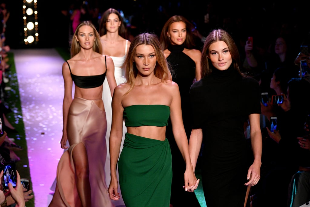 Brandon Maxwell New York Fashion Week Show Spring 2020