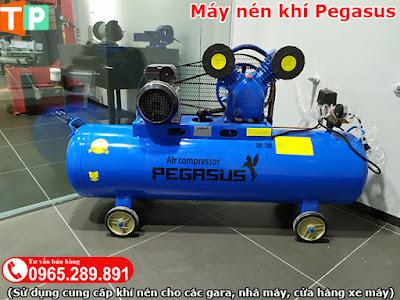 Máy nén khí giá rẻ Pegasus Việt Nam