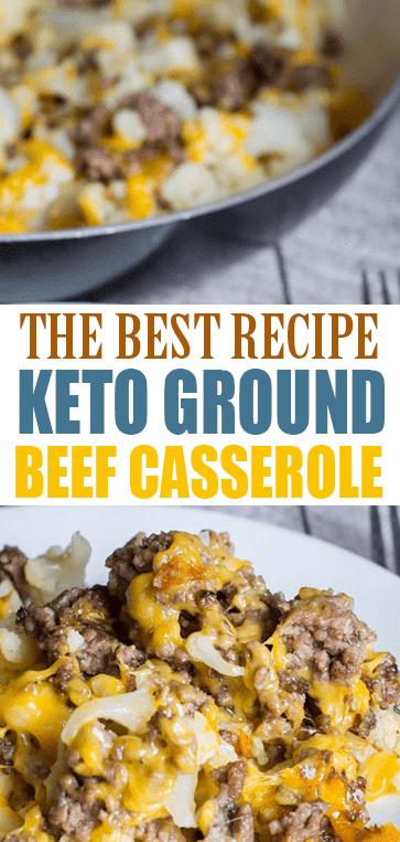 A Very Tasty #Ground #Beef #Casserole