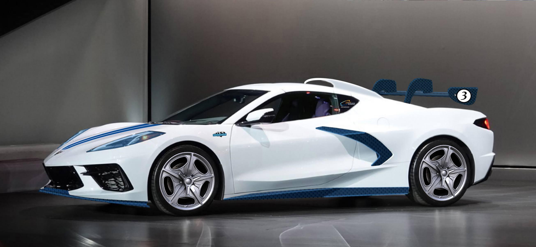 Cunningham Automotive announces 60th anniversary C8 Corvette