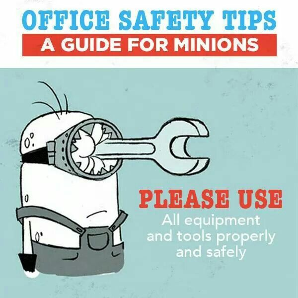 Can We Have a New Witch Ours Melted: Minions Safety Guide