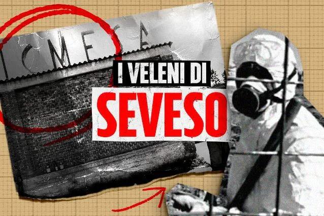 Il 10 luglio 1976 il disastro Icmesa a Seveso: 45 anni dopo la diossina c'è ancora