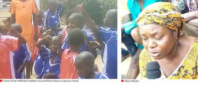 How 72 children were recovered from Taraba's suspected child trafficker