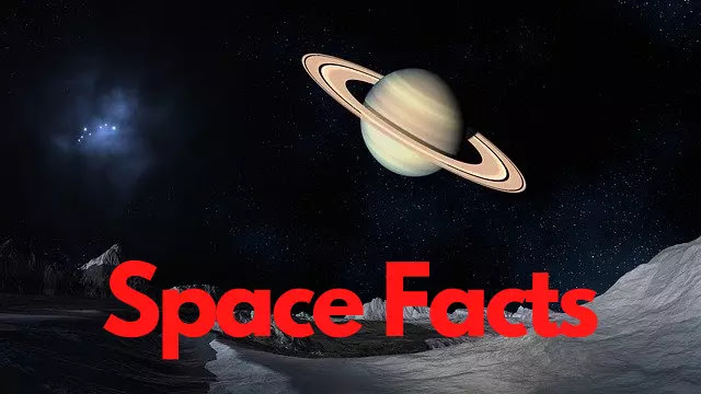 150 Weired Facts About Space in Hindi