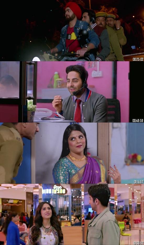 Dream Girl 2019 Hindi 720p 480p WEB-DL x264 Full Movie