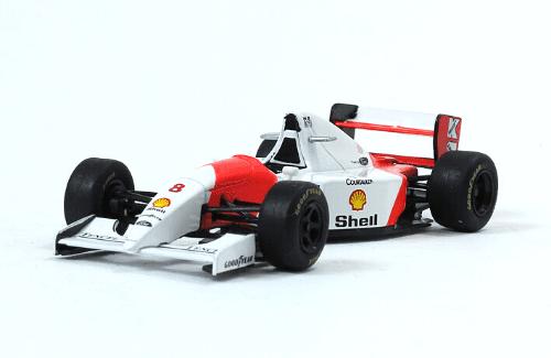McLaren MP4 8  1993  Ayrton Senna f1 the car collection