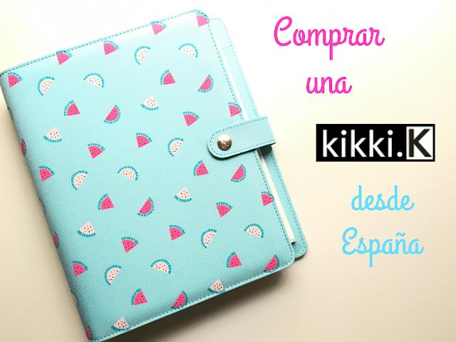 Comprar una Kikki K desde España