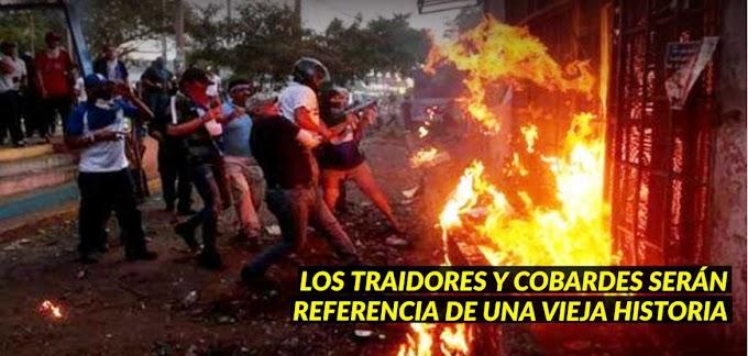 Nicaragua: El golpe de la vergüenza