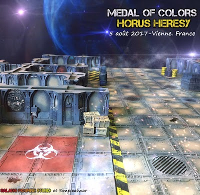 [Medal of color] Medal Of Color, saison 2: horus heresy!