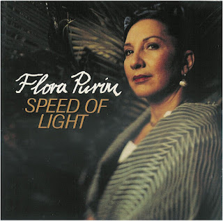 Flora Purim - 1995 - Speed Of Light