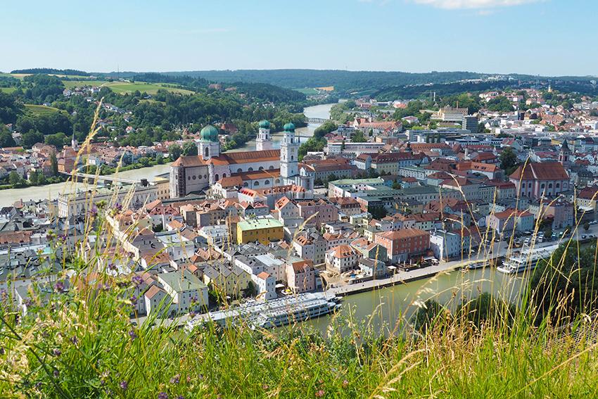 Ausflugsziel Passau