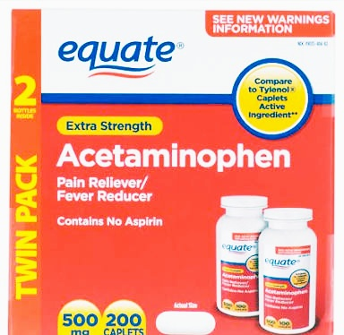 Acetaminophen, Aspirin Tablet and   caffeine (Anacin Advanced Headache Formula, Arthriten, Backaid IPF)
