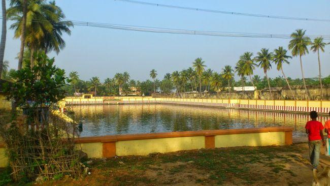 Sri Vanchinadhar Swamy Temple Tank
